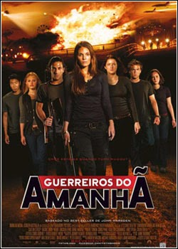 Download - Guerreiros do Amanhã DVDRip - AVi - Dual Áudio