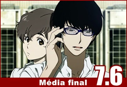 Média Final: 7.6