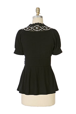 Anthropologie Castle Hill Top