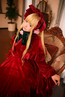 Rozen Maiden Shinku cosplay by Arisa 2