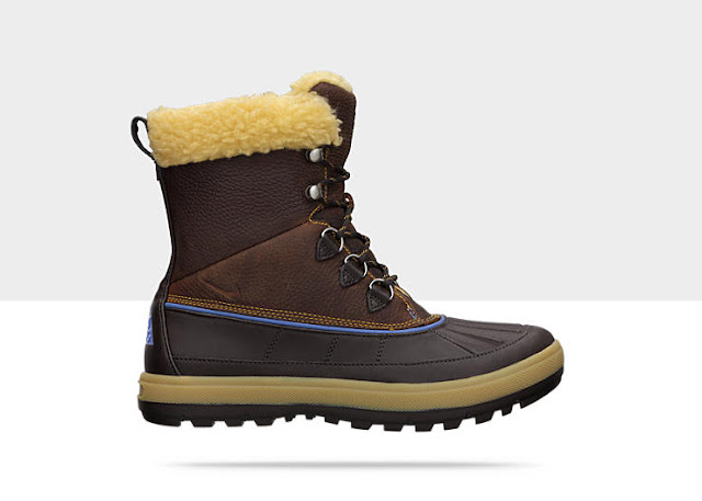 With a waterproof leather upper and cushioned midsole 9f763d1b1