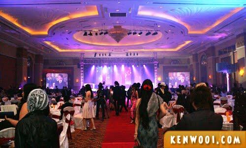 putrajaya marriott ballroom