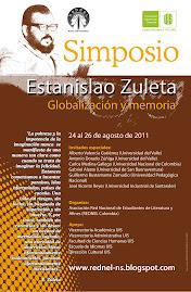 Simposio Estanislao Zuleta: Globalización y memoria