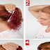 How To Get High Ponytail Hairstyle In Wet Hair? - Wet Hairstyle Tutorial