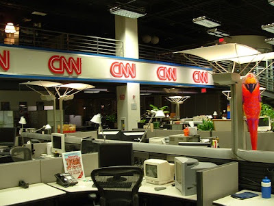 Inside CNN's Exquisite & Breathtaking Offices - PHOTOS