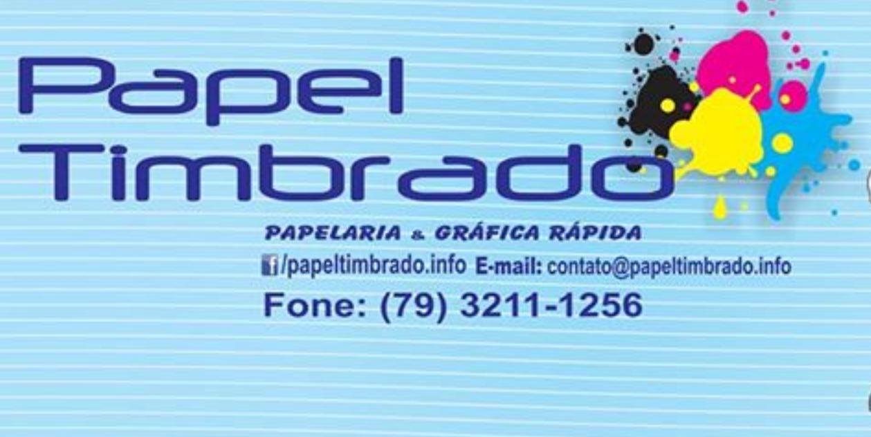PAPEL TIMBRADO - ARACAJU