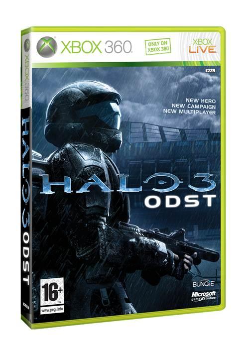Halo 3 ODST Xbox 360 Español Region Free XGD2 LT 3.0