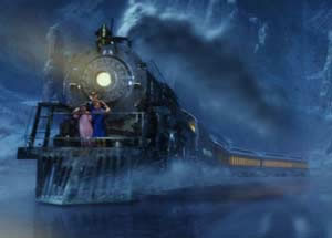 Grand Canyon Railway's Polar Express