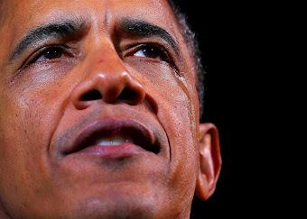 Los presidentes tambien lloran