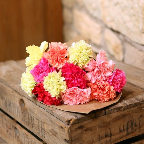 Cornations Flower delivery with price