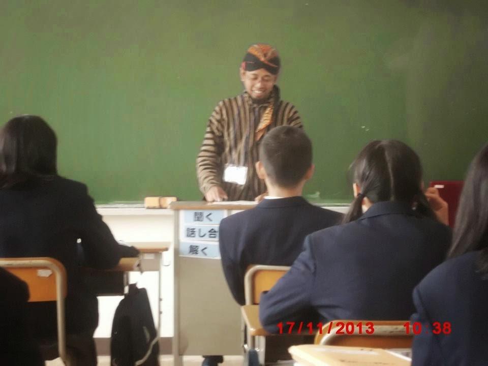 Pelatihan Guru di Jepang 2016