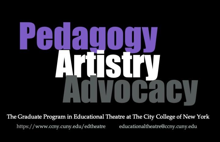 CCNY Educational Theatre