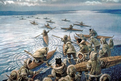 the history and culture of the inuit