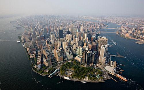La ciudad de New York como nunca antes la habías visto
