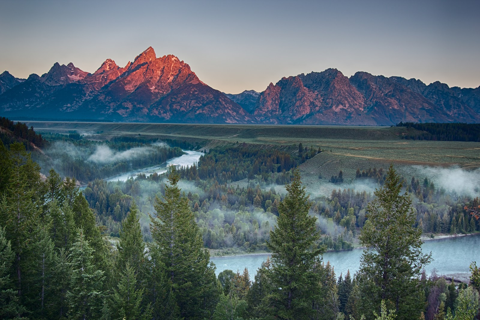 Snake River Overlook  Beyond Exif
