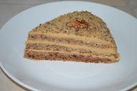 Ореховый торт Кармен
