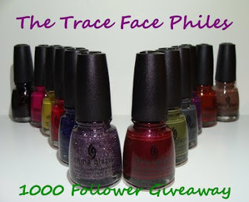 The TraceFace Philes 1000 Giveaway!