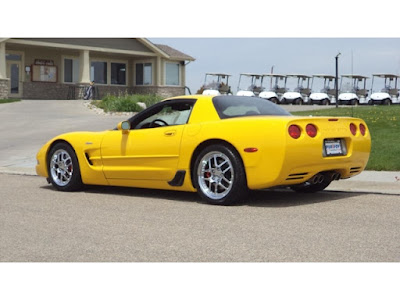 2004 Corvette at Purifoy Chevrolet