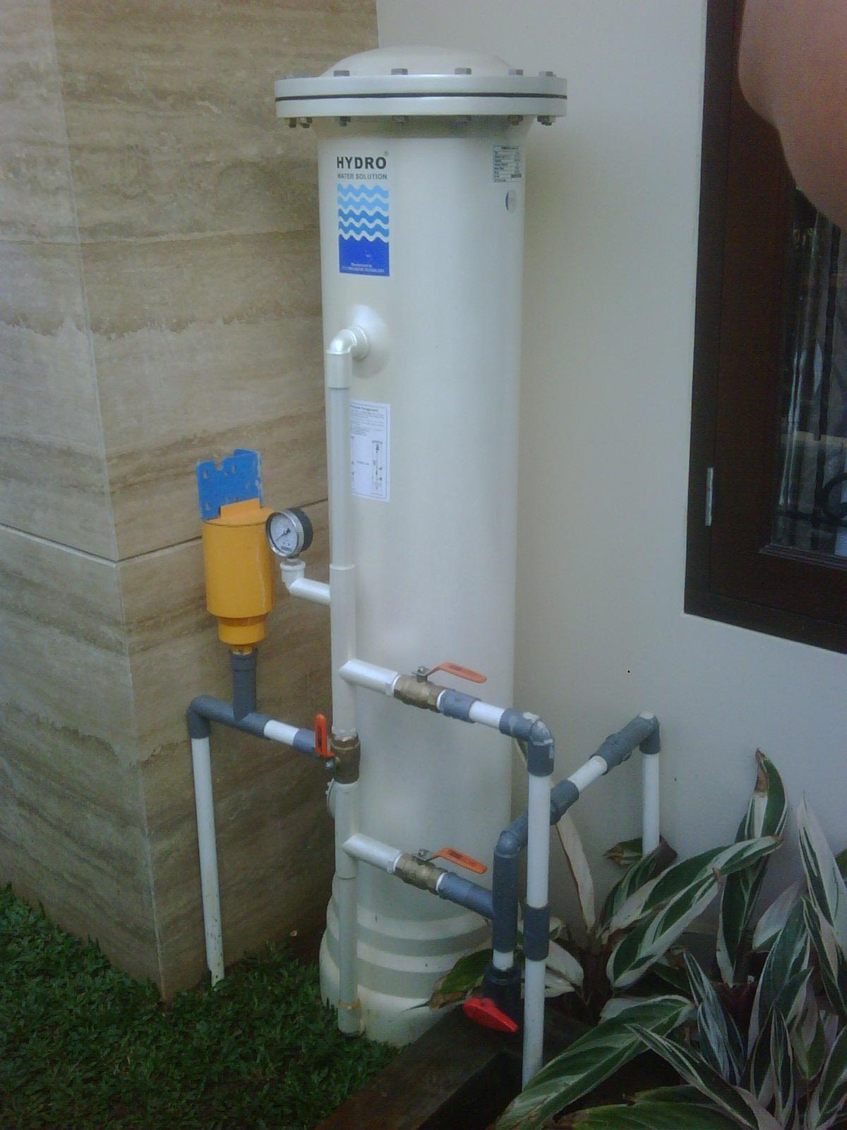 filter air sumur dan tanah berkualitas