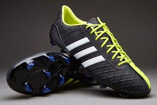 Adidas 11 Pro SL with Black and Semi Solar Yellow Colors