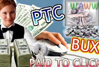 paid to click - PTC