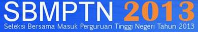Panduan dan Tata Tertib Peserta Ujian SBMPTN 2013