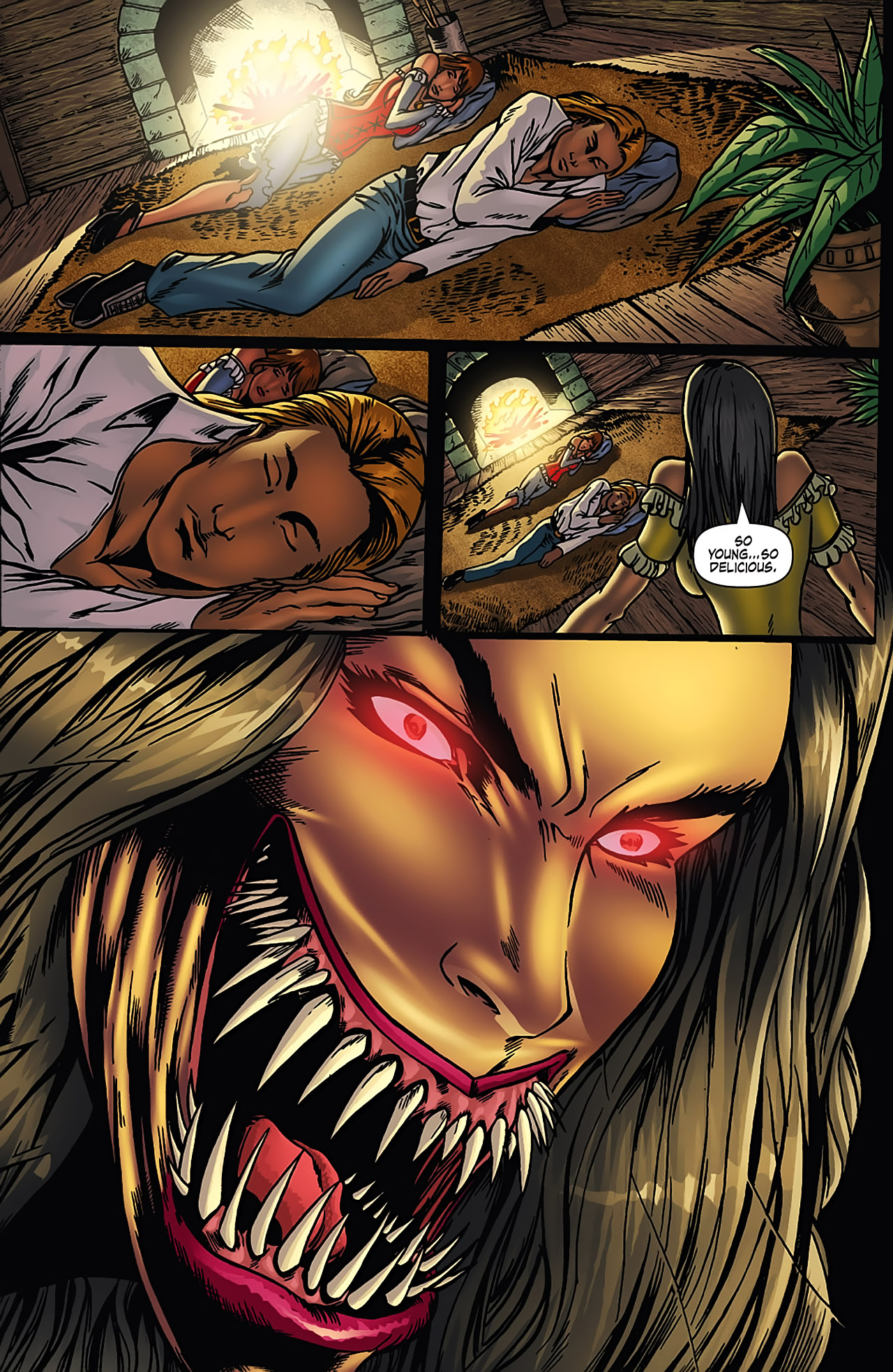 Grimm Fairy Tales (2005) Issue #3 #6 - English 16