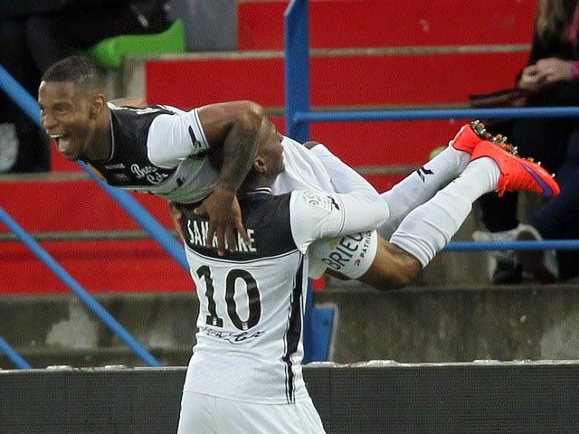 Highlights Caen 0 – 2 Guingamp (Ligue 1)