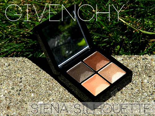 Givenchy Siena Silhouette