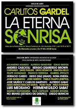 14 de octubre - 8 de noviembre, homenaje del humor a Carlitos Gardel