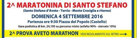 Maratonina di Santo Stefano