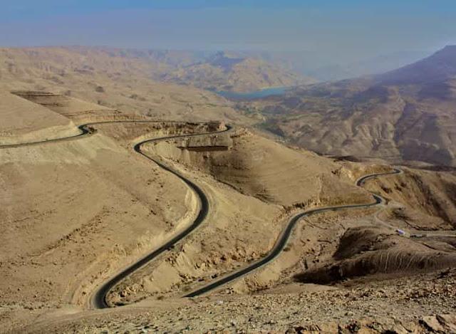 King's Highway, Jordan