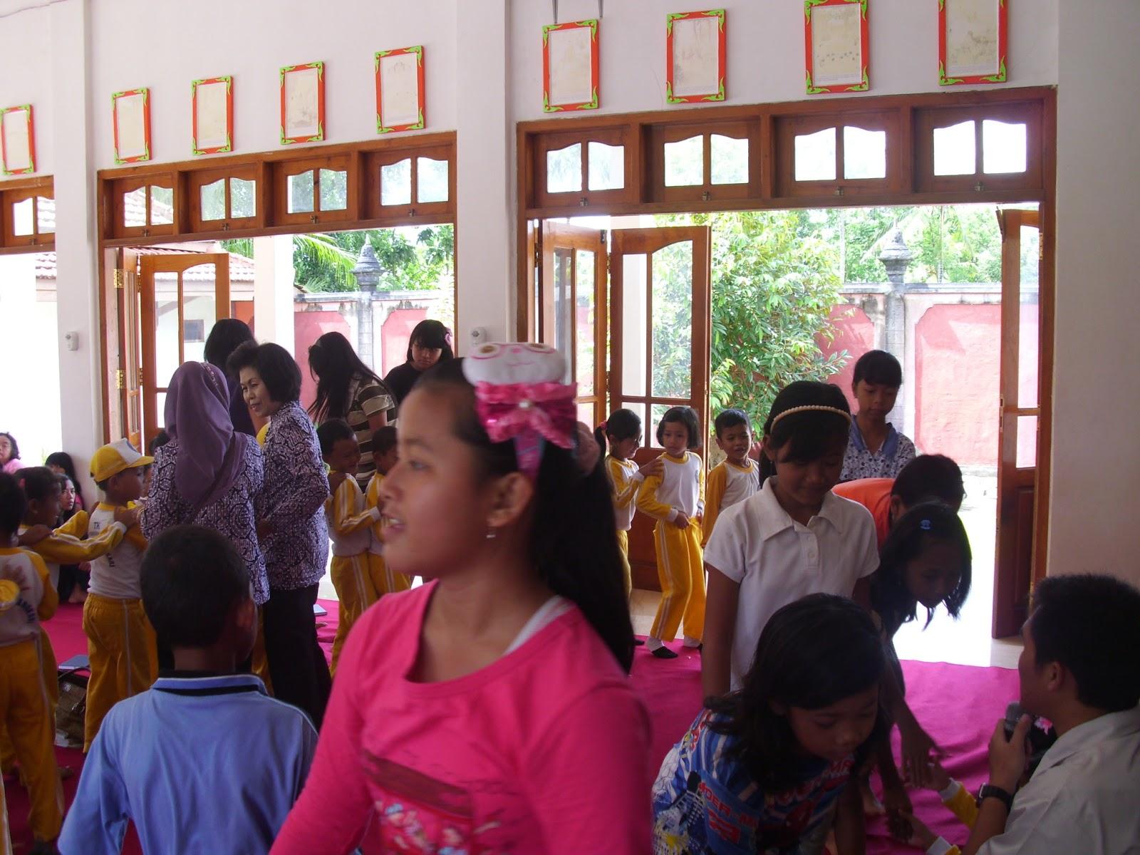 Patria Banyuwangi Patria Bersama Sekolah Minggu Buddhis