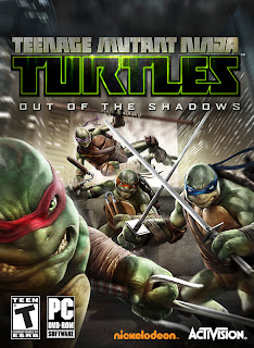 Download Teenage Mutant Ninja Turtles Out of the Shadows