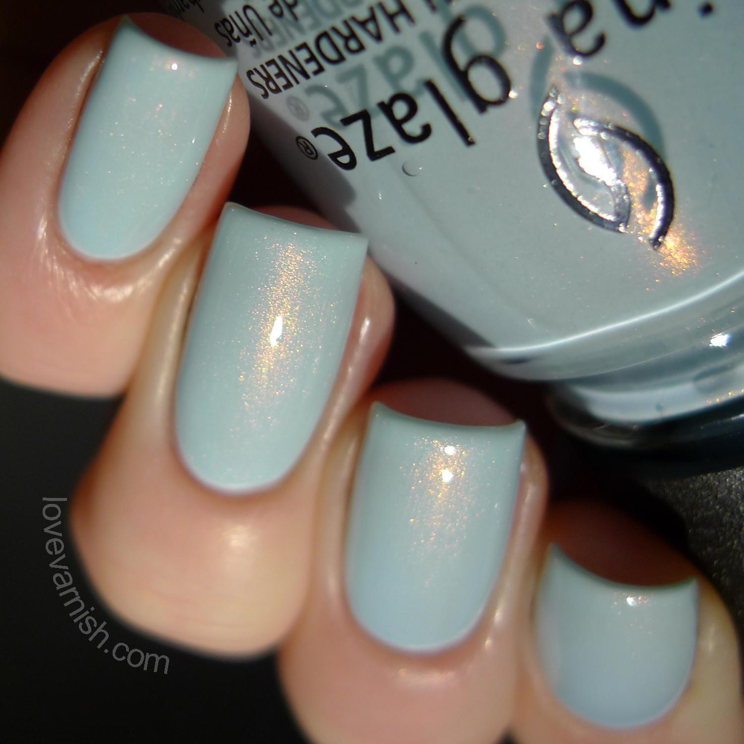 Love varnish swatches review china glaze road trip for spring china glaze road trip dashboard dreamer nvjuhfo Gallery