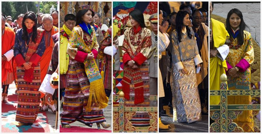 Fuzz Family Wedding Wednesday A Royal Wedding In Bhutan