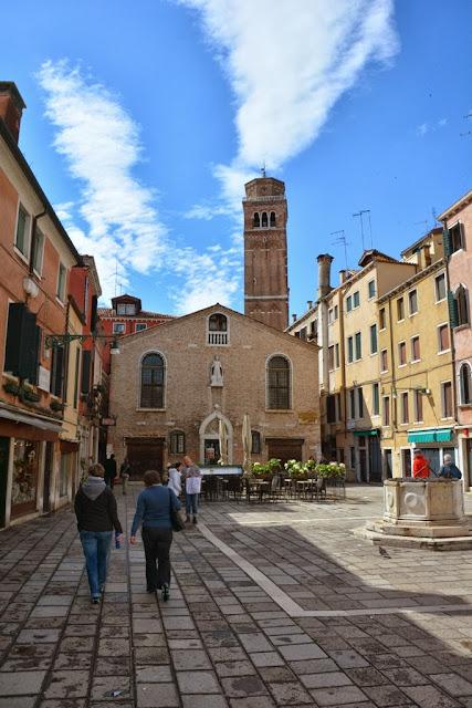 Churches Venice