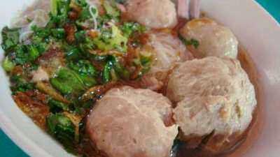 resep membuat bakso daging babi lembut resep masakan
