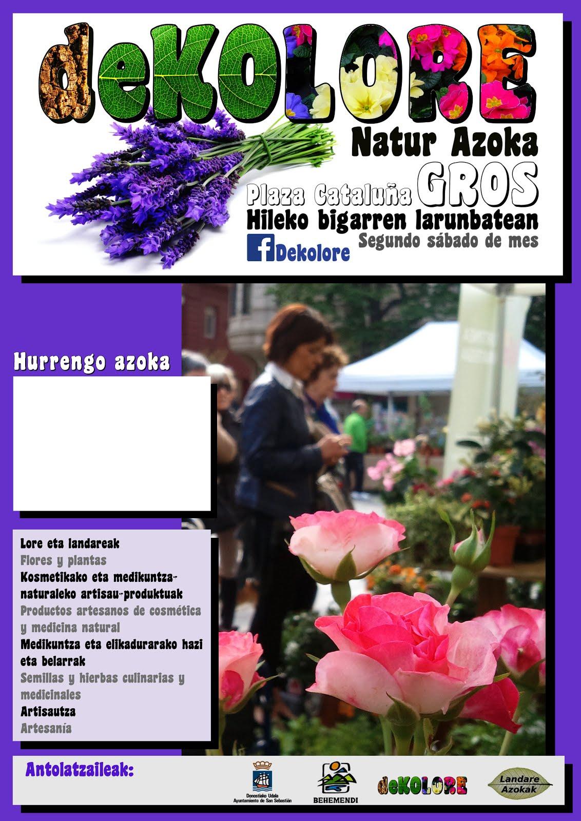 DEKOLORE Natur Azoka