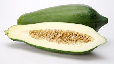 Bài thuốc chữa bệnh trĩ từ quả đu đủ xanh