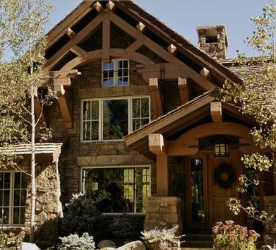 Fachadas de casas fachadas de casas con ventanas grandes - Fachadas grandes ...