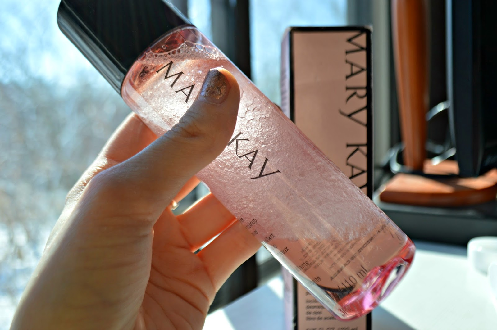 Good Morning Minneapolis: Mary Kay Eye Makeup Remover Review