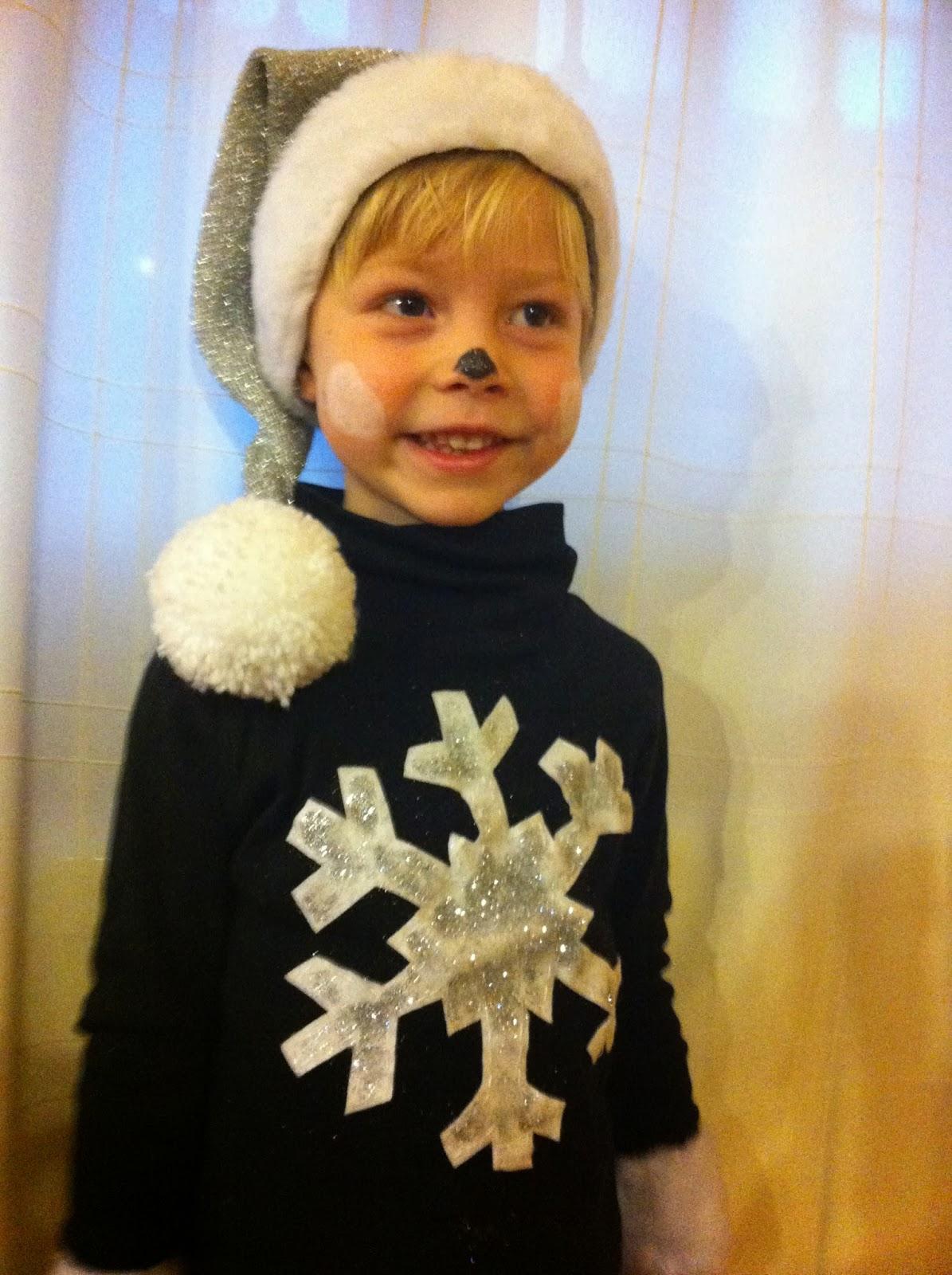Algod n de luna disfraces de ni os para navidad - Disfraces para ninos de navidad ...