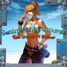 Tankyas Adventures The Curse Of Zoltar   PC