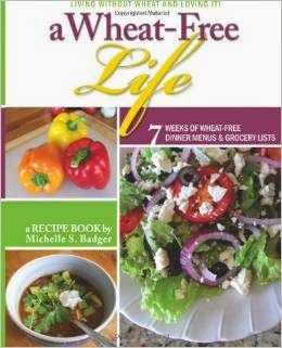 http://www.amazon.com/Wheat-Free-Life-Michelle-Badger/dp/149224046X/ref=sr_1_1?ie=UTF8&qid=1413129281&sr=8-1&keywords=A+wheat+Free+life