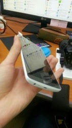LG G3 leaks in high-res images