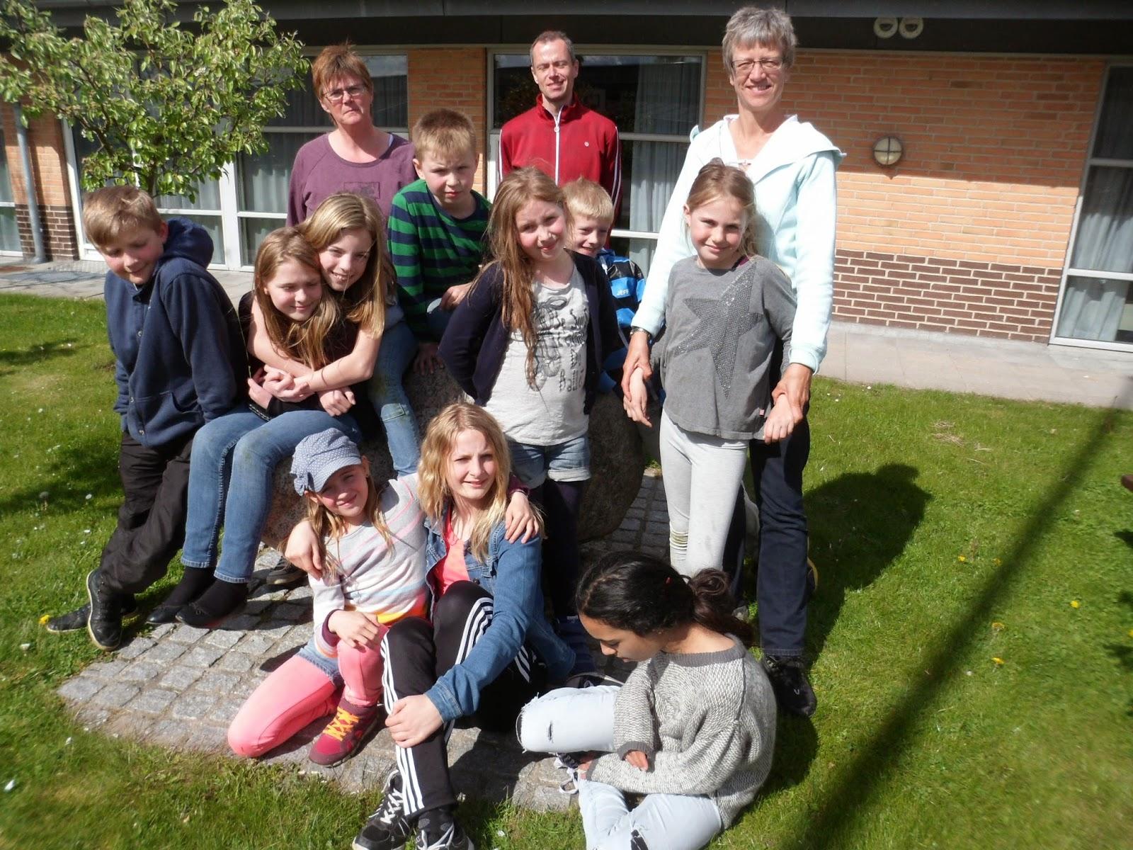Ådalskolens søskendekursus: maj 2014