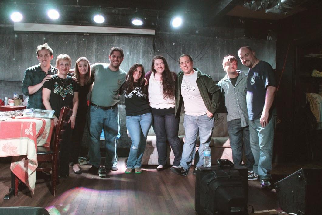 Pumpkin Soup Cast & Crew: Photo by Lisa DeAngelo