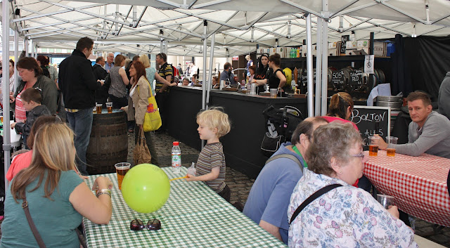 Bolton Food and Drink Festival 2012