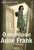 O Diário de Anne Frank ganha versão em romance para crianças